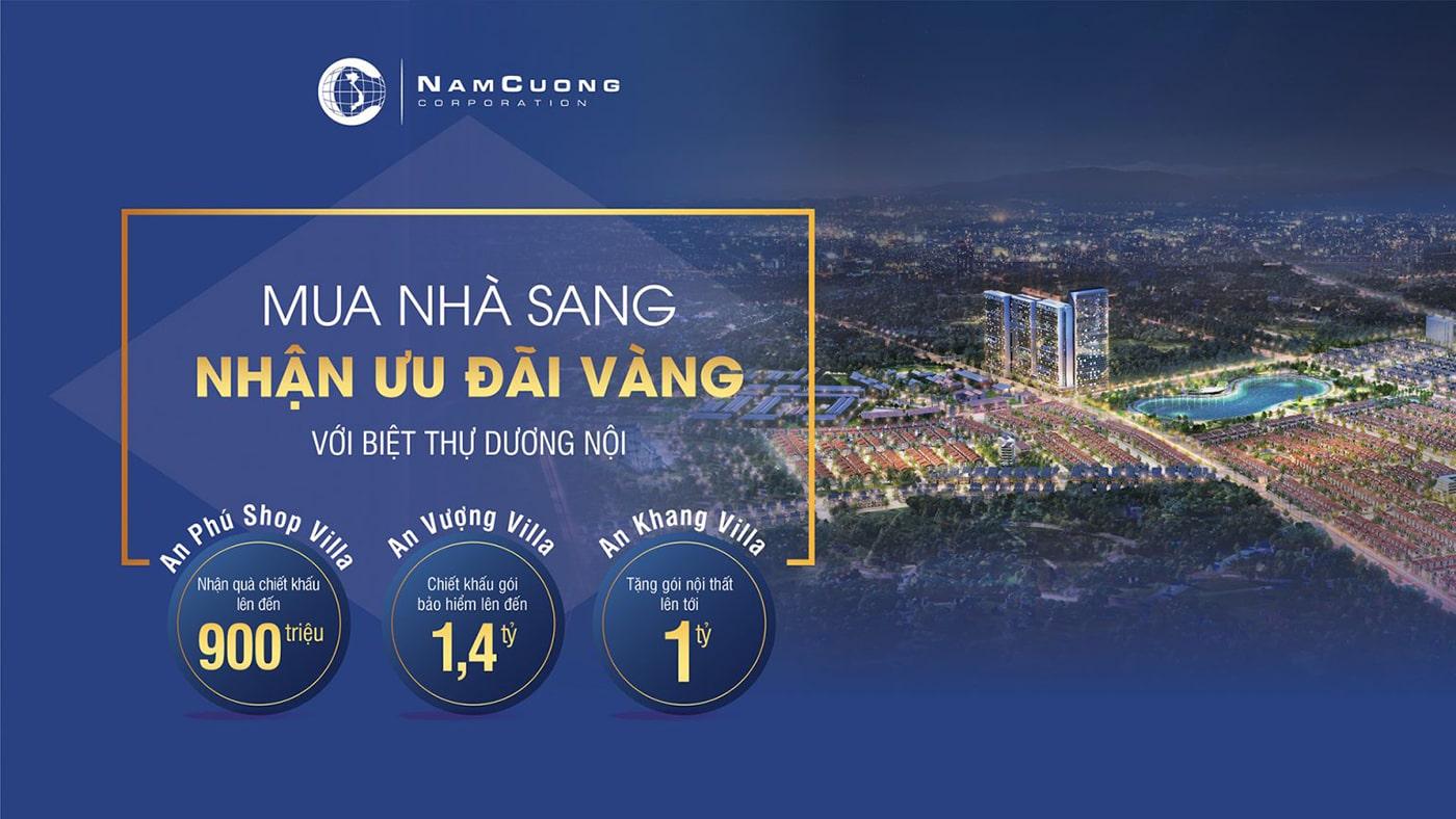 Khu đô thị Nam Cường